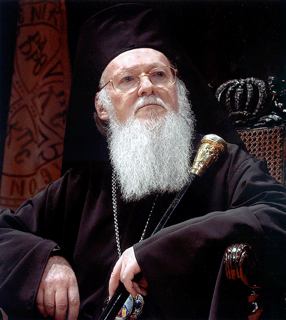 His All-Holiness, Ecumenical Patriarch Bartholomew !