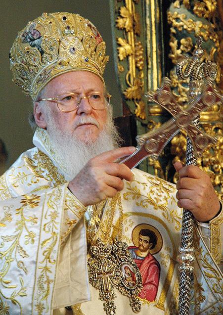 His All-Holiness, Ecumenical Patriarch Bartholomew !