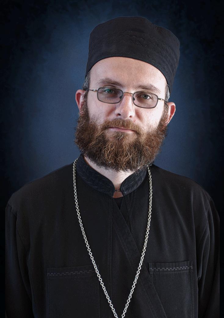 Ієрей Мирослав Шмигельський