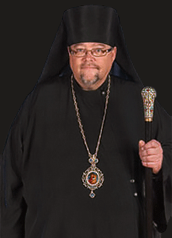 His Eminence, Metropolitan YURIJ