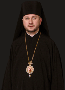 His Grace, Bishop ANDRIY